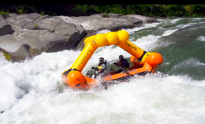 Handi-Craft Adaptive Whitewater Tour 2018