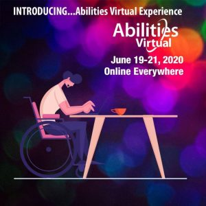Abilities Expo has gone virtual!